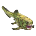 ANIMAL PLANET Dinosaurs Dunkleosteus Toy Figure, Three Years and Above, Multi-colour (387374)