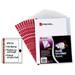 Rexel Nyrex™ Reinforced Side Opening A4 Pocket Clear (25)