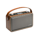 Goodmans HP1WOD Portable Digital Brown, Grey radio