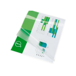 GBC Document Laminating Pouches A3 2x100 Micron Gloss (100)