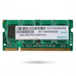 Apacer DDR2 SODIMM PC6400-1GB 800Mhz 128X8 CL6 OEM Pack
