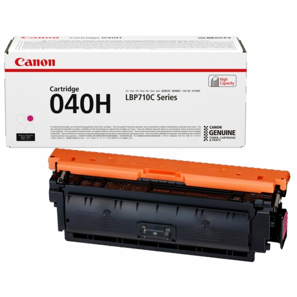 Canon 0457C001 (040 HM) Toner magenta, 10K pages
