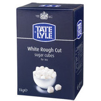 TATE & LYLE WHITE ROUGH CUT SUGAR CUBES
