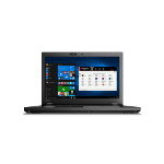 "Lenovo ThinkPad P52 Black Mobile workstation 39.6 cm (15.6"") 3840 x 2160 pixels Touchscreen 2.60 GHz 8th gen Intel® Core™ i7 i7-8850H"