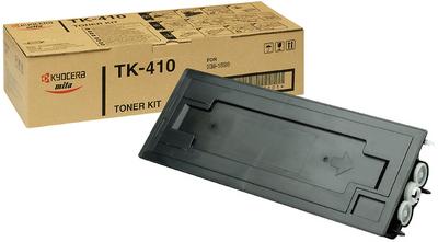 KYOCERA TK-410 Original Negro 1 pieza(s)