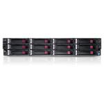 Hewlett Packard Enterprise LeftHand P4500 G2 Storage server Rack (2U) Ethernet LAN Black E5620