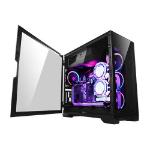 Antec P120 Crystal Tempered Glass  ATX, E-ATX, Powerful Heat Dissipation, VGA Holder, Horizontal and Verti