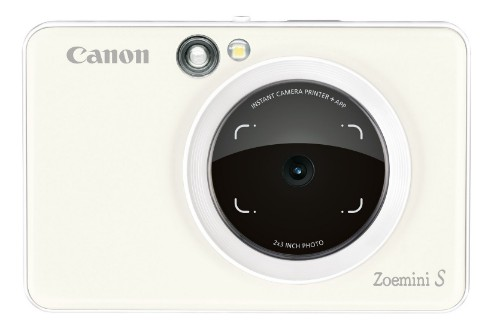 Canon Zoemini S 50.8 x 76.2 mm White