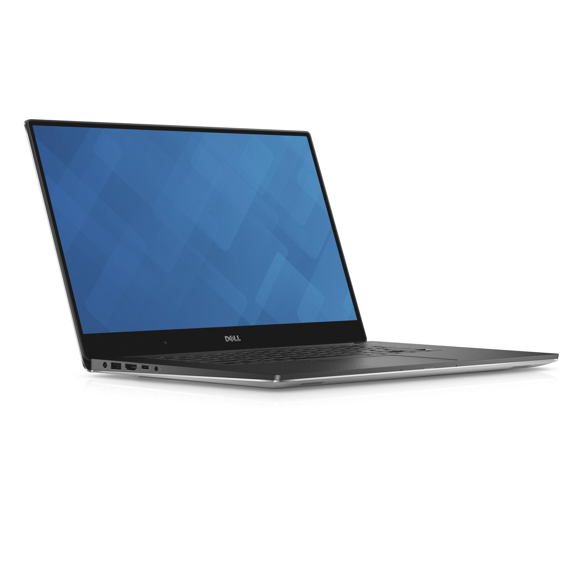 "DELL XPS 9560 2.5GHz i5-7300HQ 15.6"" 1920 x 1080pixels Black,Silver Notebook"