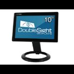 "DoubleSight DS-10UT touch screen monitor 10.1"" 1024 x 600 pixels Black"