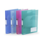 Rexel ICE 2 Ring Binder A4 Assorted Colour