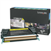Lexmark C736H2YG Toner yellow, 10K pages @ 5% coverage