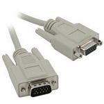 C2G 5m HD15 M/F SVGA Cable