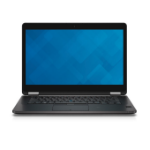 "DELL Latitude E7470 2.6GHz i7-6600U 14"" 1920 x 1080pixels Black"
