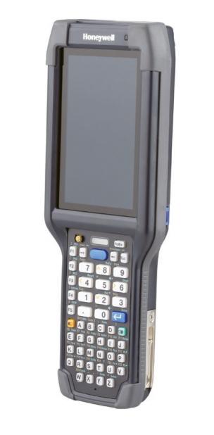 """Honeywell CK65 ordenador móvil industrial 10,2 cm (4"""") 480 x 800 Pixeles Pantalla táctil 544 g Negro"""