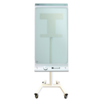 "Newstar NS-SKM300WHITE 42"" Portable flat panel floor stand White flat panel floorstand"