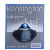 Kensington Orbit® Trackball with Scroll Ring