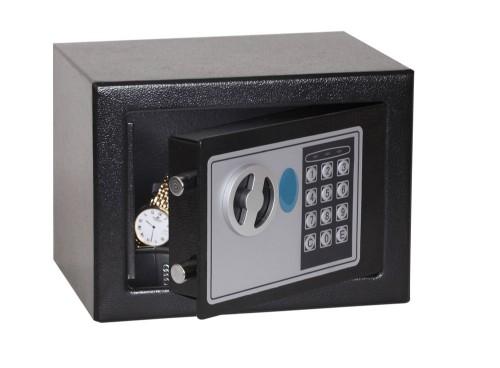Phoenix Safe Co. Compact SS0721E Black 4 L Steel