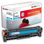 AgfaPhoto APTHPCF381AE Toner 2700pages Cyan laser toner & cartridge