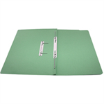Rexel Jiffex Foolscap Transfer File Green (50)