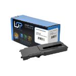 Click, Save & Print Remanufactured Dell 593-BBBU Black Toner Cartridge