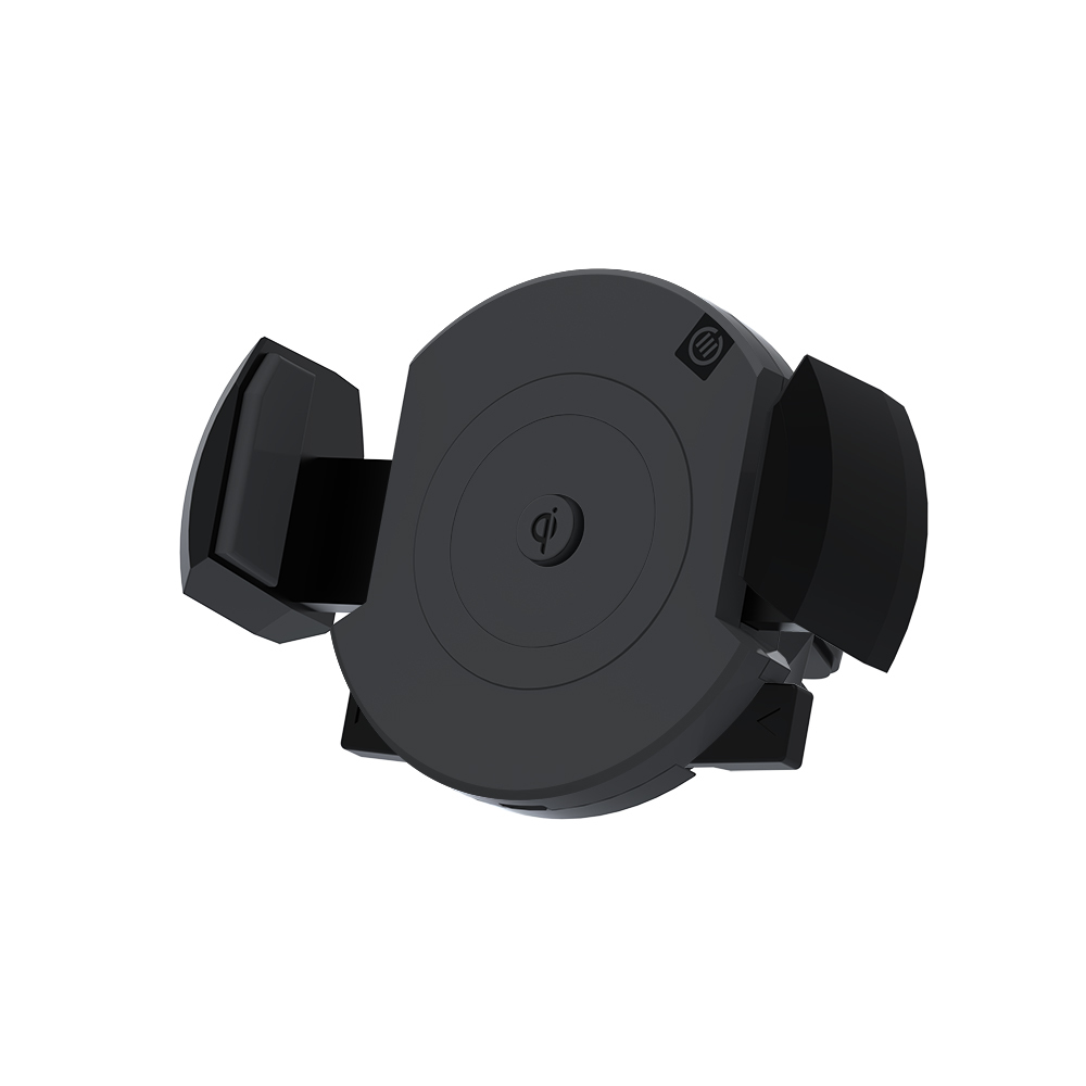 Rapid Air Vent Mount Wireless Car Charger with Qi Technology