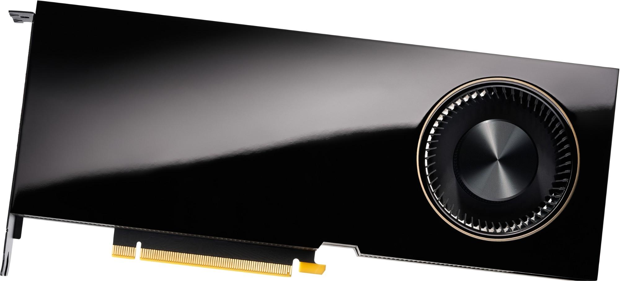 HP GFX NVIDIA Qdr RTX A6000 24GB 4DP