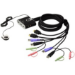 Aten CS692 interruptor KVM Negro