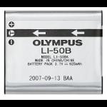 Olympus LI-50B Lithium-Ion 925mAh 3.7V
