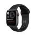Apple Watch SE Nike 40 mm OLED 4G Gris GPS (satélite)