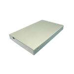 "EVO LABS E-U25YAS 2.5"" Sata USB 3.0 Slim External Hard Drive Enclosure Silver Colour"