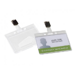Q-CONNECT KF14148 identity badge/badge holder
