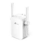 TP-LINK TL-WA855RE network extender Network transmitter & receiver White 10, 100 Mbit/s
