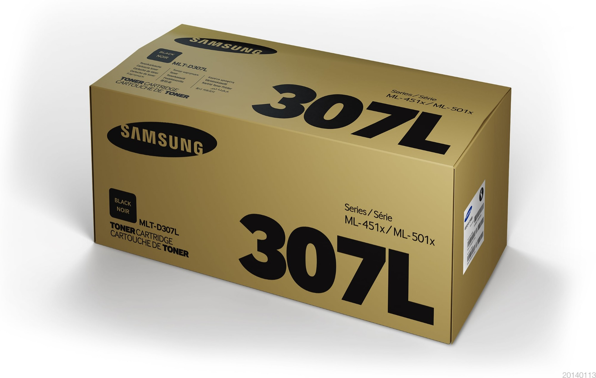 HP SV066A (MLT-D307L) Toner black, 15K pages