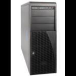 Intel P4304XXMFEN2 Rack 550W Black computer case