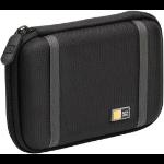 """Case Logic GPS-1BLACK 8.89 cm (3.5"""") Shell case Black Ethylene-vinyl acetate (EVA) foam"""