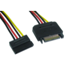 Cables Direct RB-417 Black cable splitter/combiner