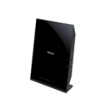 Netgear C6250-100NAS wireless router Dual-band (2.4 GHz / 5 GHz) Gigabit Ethernet Black