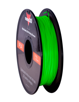 Abs Filament 1.75mm 200mm spool Green