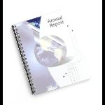 Fellowes 5224501 Polypropylene (PP) Transparent 25pcs binding cover