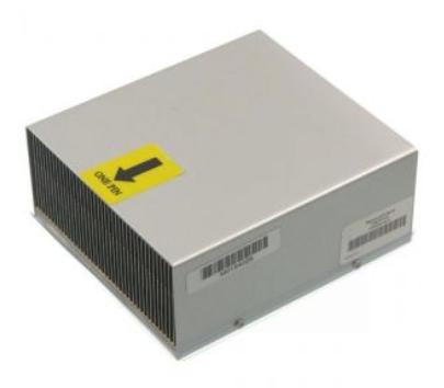 Hewlett Packard Enterprise 496064-001 Processor Radiator