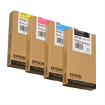 Epson C13T612800 (T6128) Ink cartridge black matt, 220ml