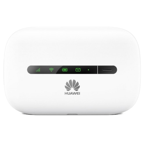 Huawei E5330 Mobile WiFi - White, Official by Huawei