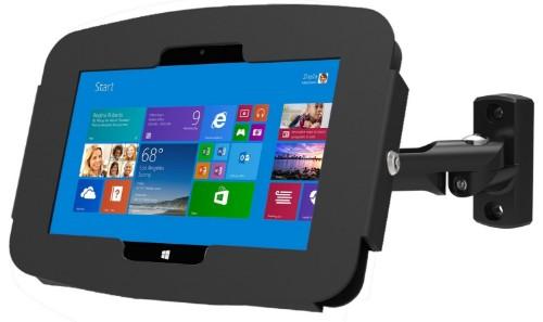 """Maclocks Space 12"""" Black tablet security enclosure"""