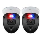 Swann SWPRO-1080SLPK2 IP security camera Indoor & outdoor Bullet 1920 x 1080 pixels Ceiling/wall
