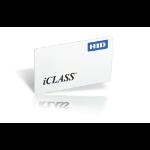 RF IDeas HID iClass Walnut smart card