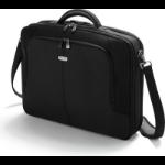 "Dicota D30144 16.4"" Briefcase Black notebook case"