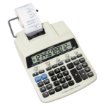 Canon MP121-MG Desktop Printing calculator White