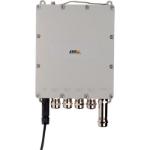 Axis T8504-E Managed Gigabit Ethernet (10/100/1000) White Power over Ethernet (PoE)