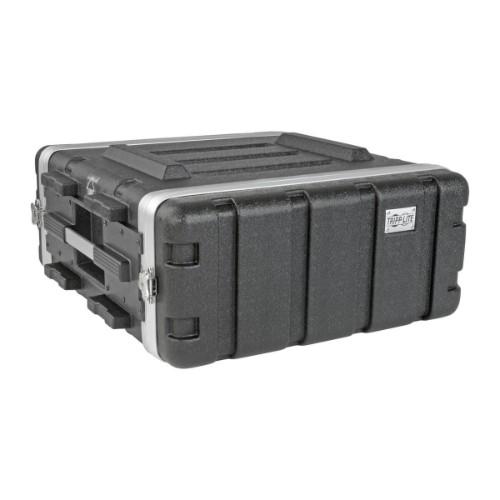 Tripp Lite 4U ABS Server Rack Equipment Flight Case for Shipping & Transportation